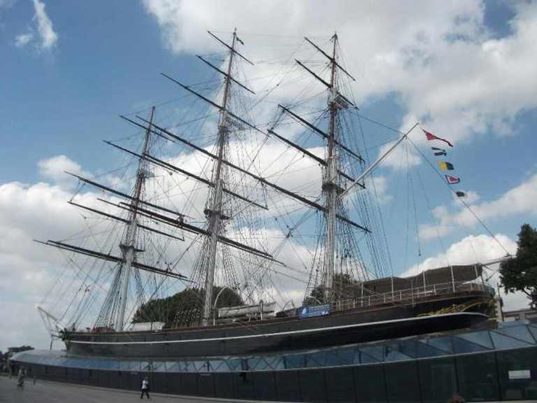 The Cutty Sark | © Bartholomeus Thoth/WikiCommons