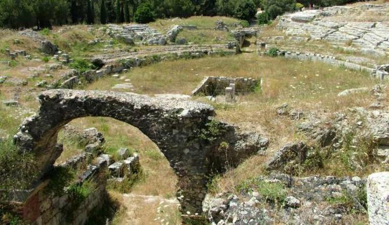 Parco Archeologico della Neapolis