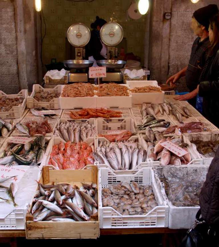 Market at Ortigia
