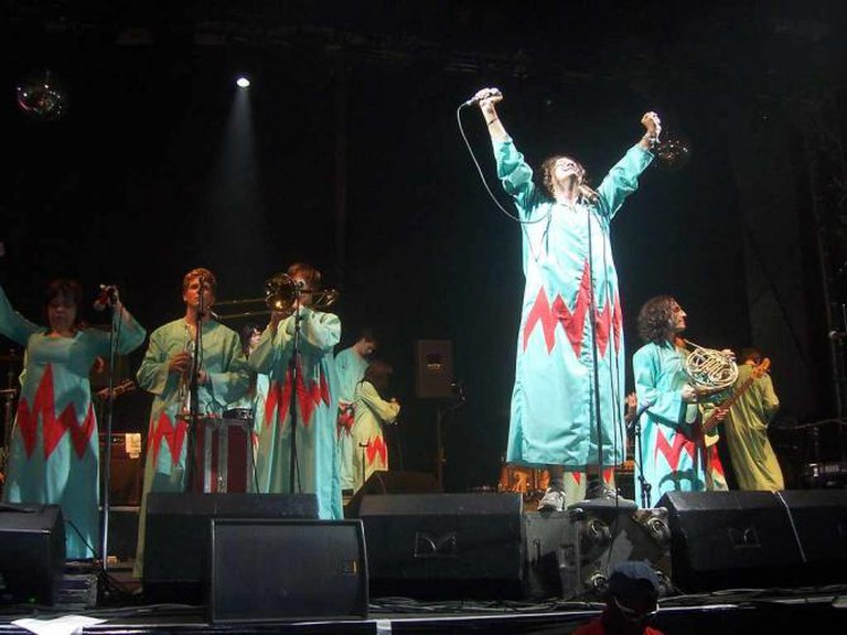 The Polyphonic Spree | © Mike Mantin/Flickr