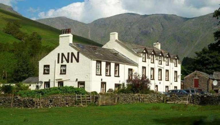 Wasdale Head Inn - Image courtesy of Wasdale Head Inn