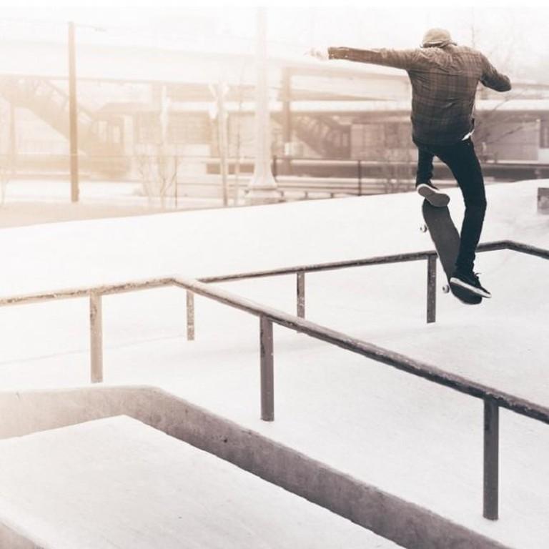 Rise | courtesy of Benny Jackson
