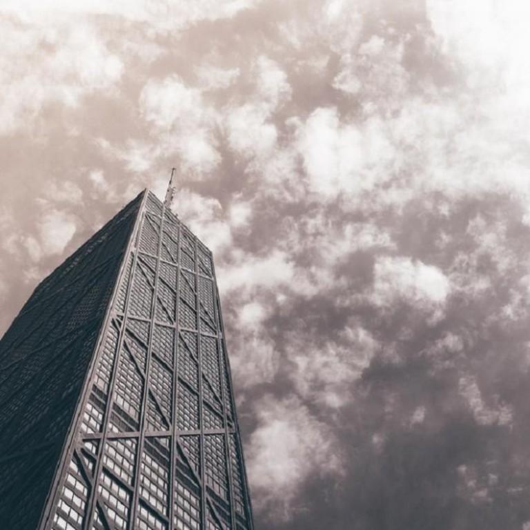 Reach the sky | courtesy of Benny Jackson