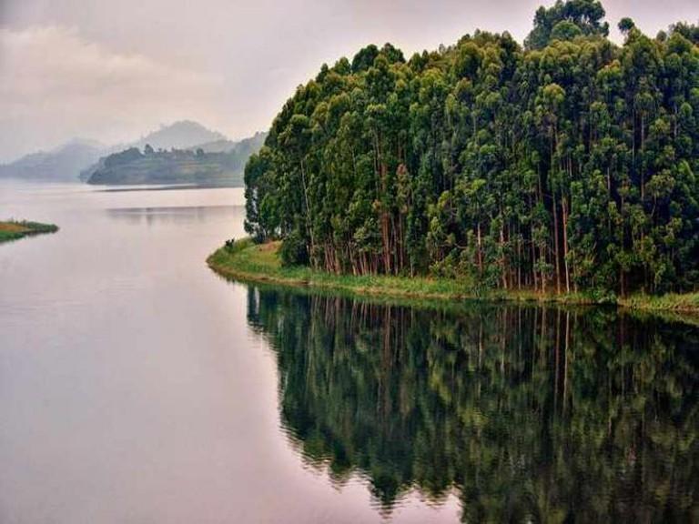 Lake Bunyonyi | © Rod Waddington/Flickr