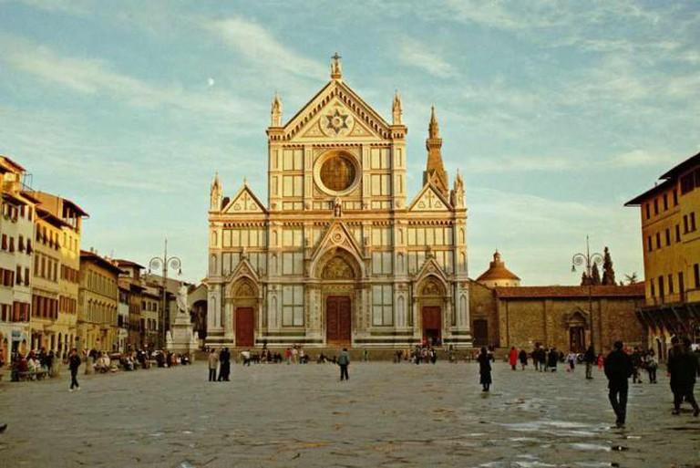 Santa Croce, Florence | © David Wright/Flickr