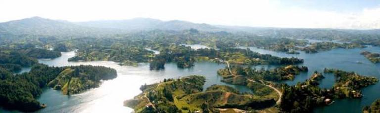 Embalse de Guatapé, Departamento de Antioquia. Colombia | © Almonacid/Flickr