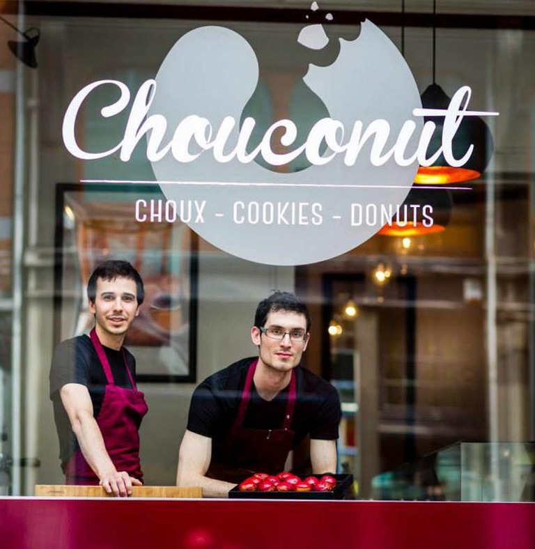 Founders of Chouconut | © Frederic Raevens