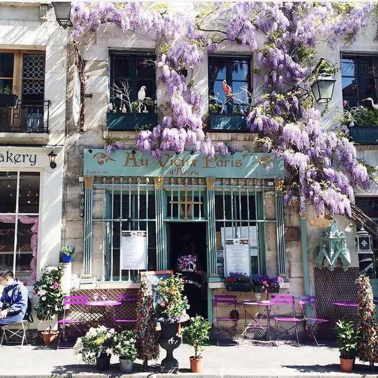 Au Vieux Paris d'Arcole | © Dagmara Chwalowska