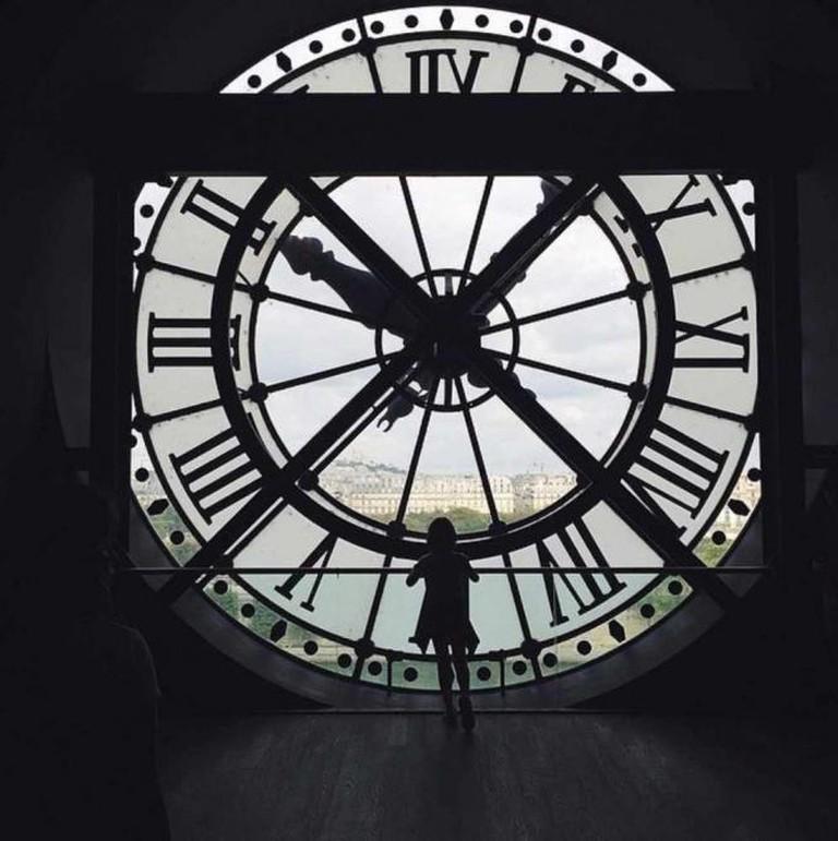 Watching People Watch Paris | © Dagmara Chwalowska