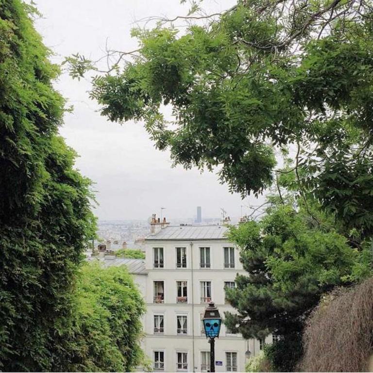 Hi Montmartre | © Dagmara Chwalowska