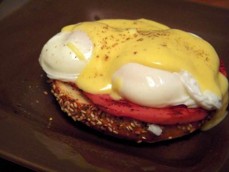 Eggs Benedict   © matthewf01/Flickr