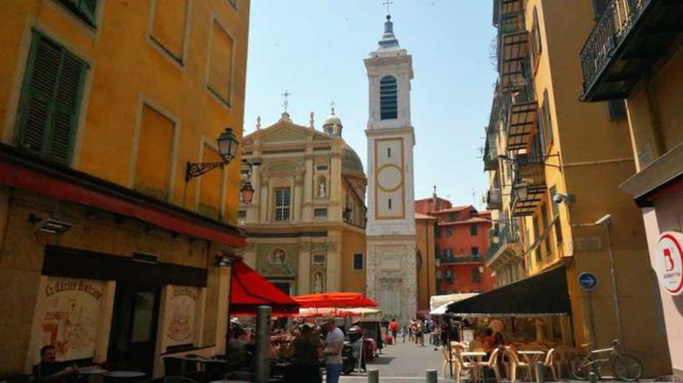 Place Rosseti, Nice Old Town | © ScotchBroom/Flickr
