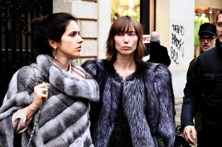 Parisian Style: this is not the norm | © Christopher Macsurak/WikiCommons