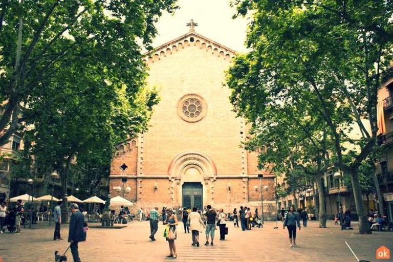 Gracia District, Barcelona © OK Apartment / Flickr