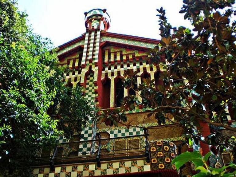 Casa Vicens | © Jaume Meneses/WikiCommons
