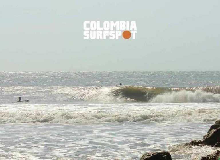 Alcatraz PM   © Courtesy of Colombia Surf Spot