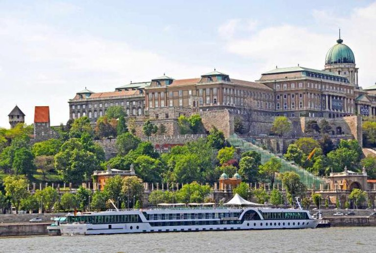 Buda Castle | © Dennis Jarvis/Flickr