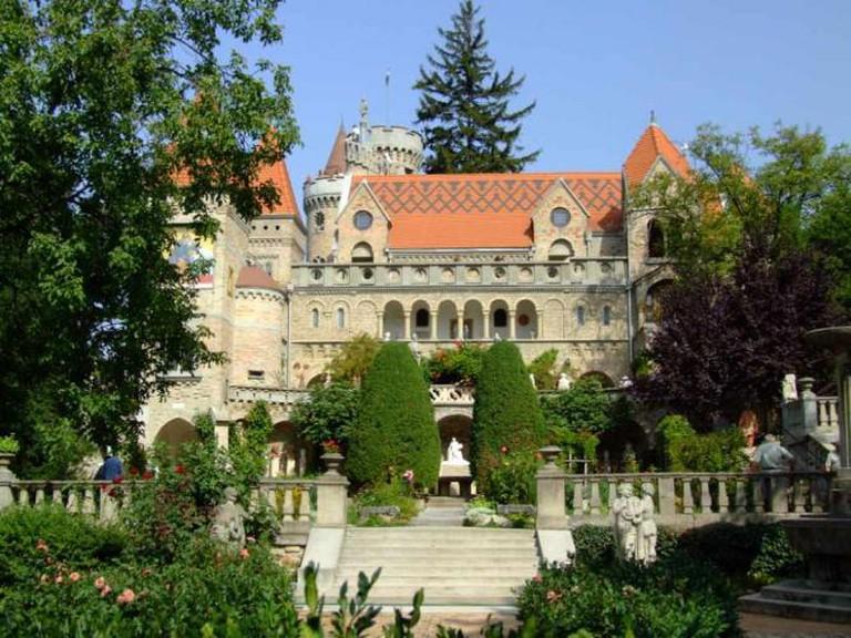 Bory Castle | © Jerzy Kociatkiewicz/Flickr
