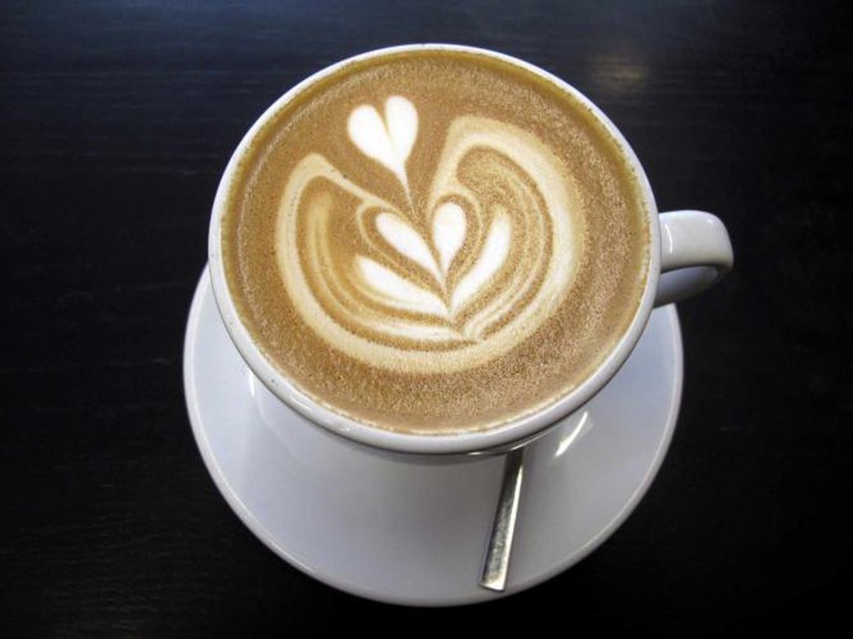 Latte art © duncan c/Flickr