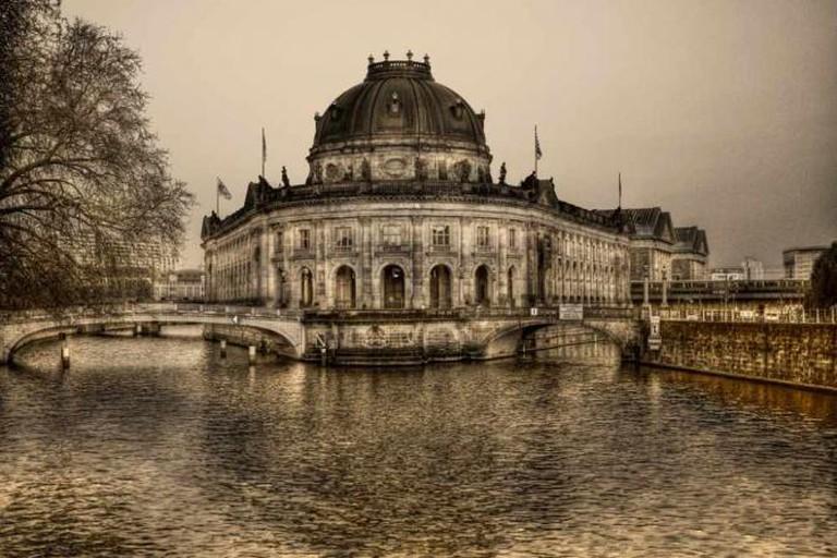 Berlin-Bode Museum | © Daniel Mennerich/Flickr