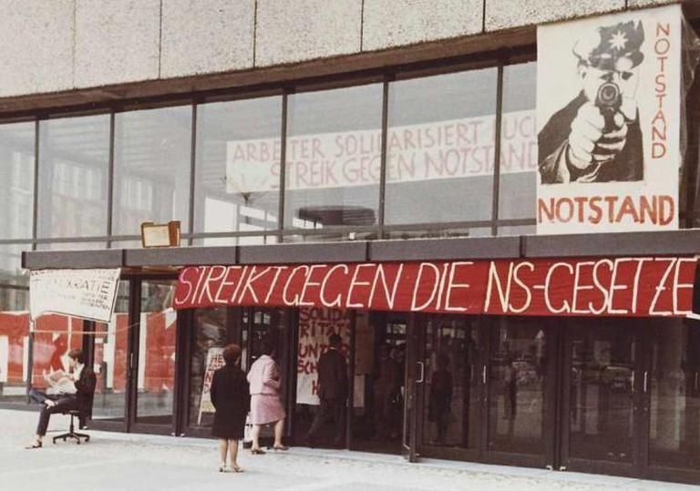 TU Berlin 1968 | © Holger Ellgaard/Wikicommons