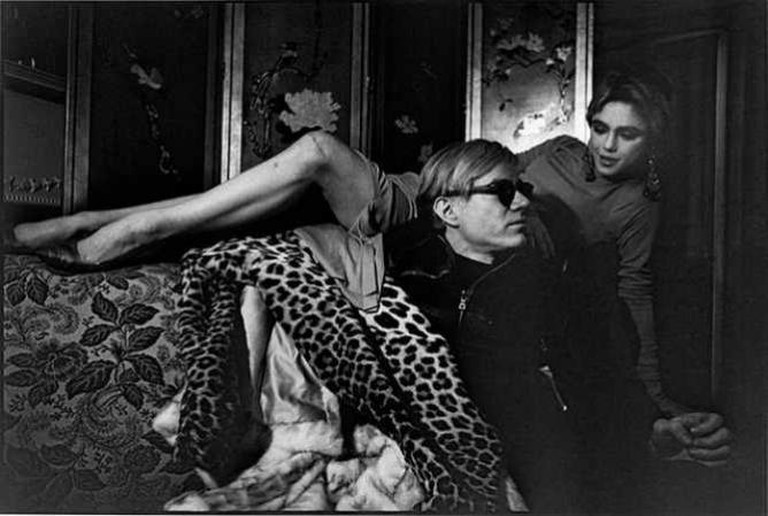 Edie Sedgwick and Andy Warhol | © nico7martin/Flickr