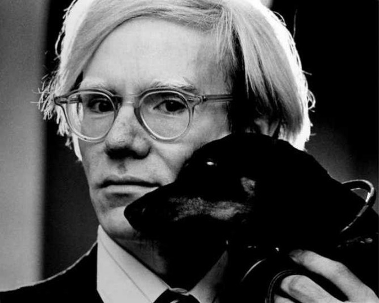 Andy Warhol | © Jack Mitchell/Wikimedia Commons