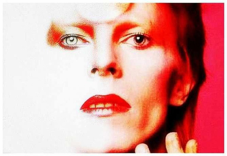 Bowie | © Stephen Luff/Flickr