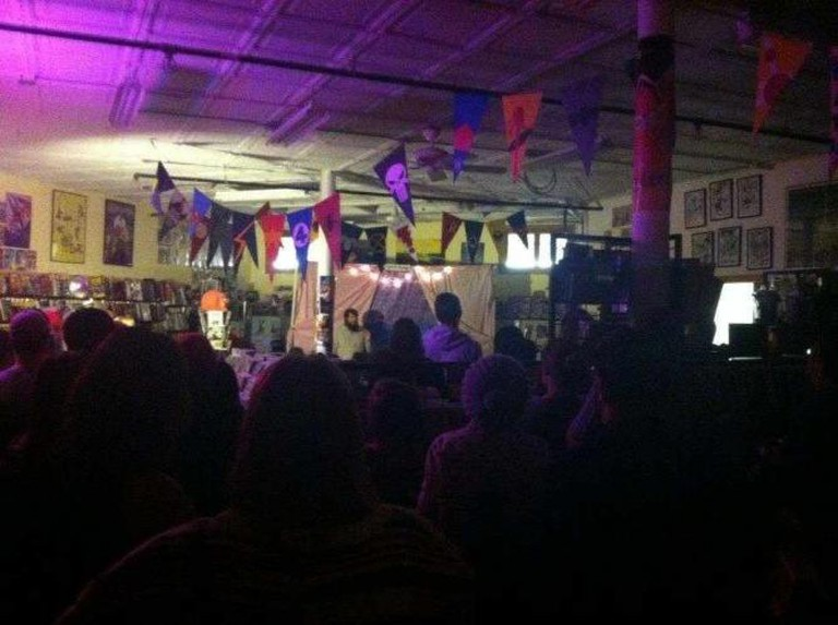 Yeah Buddy show | courtesy of The Yeah Buddy Awesome Time Comedy Show