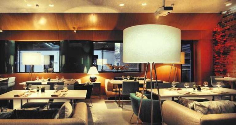 Cafe Studio interior   Courtesy of Cafe Studio