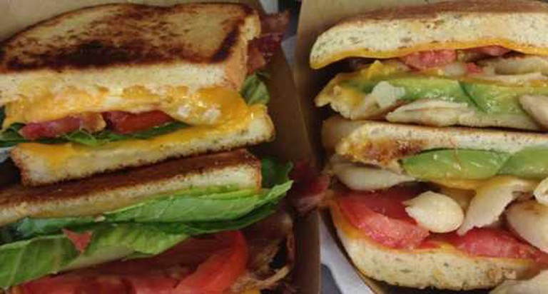 Grilled Cheese | Courtesy Grilled Cheese Mania