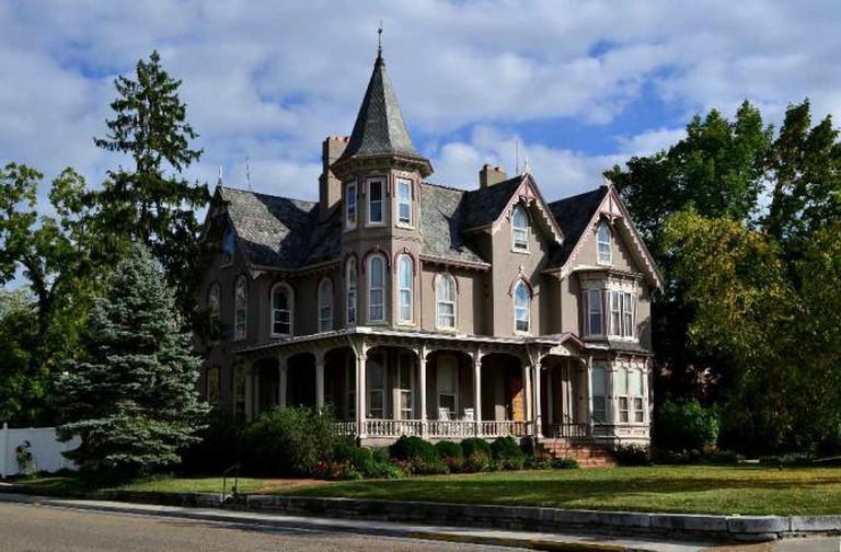 Joshua Wilton House | © Strawser/WikiCommons