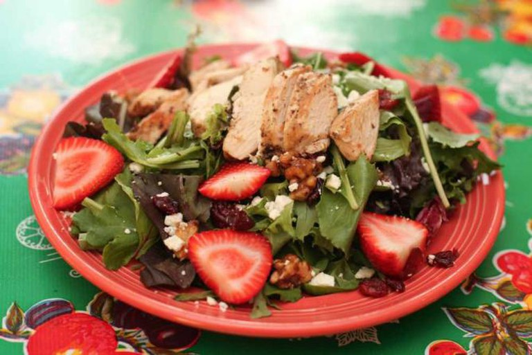 Very Berry Chicken Salad | Courtesy of The Flying Biscuit Café