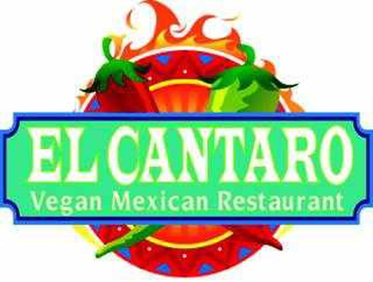 Logo | Courtesy of El Cantaro Vegan Mexican Restaurant