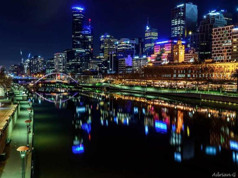 Yarra River | Adrian Guglielmino