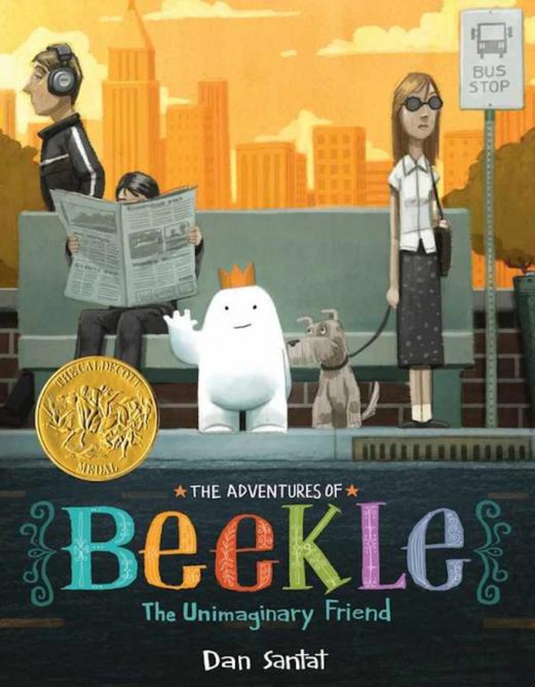 The Adventures of Beekle: The Unimaginary Friend | © Dan Santat/Little, Brown Books for Young Readers