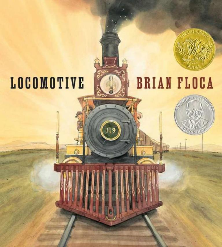 Locomotive | © Brian Floca/Simon & Schuster