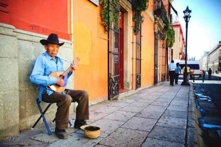 Oaxacan street © Xavier Donat/Flickr