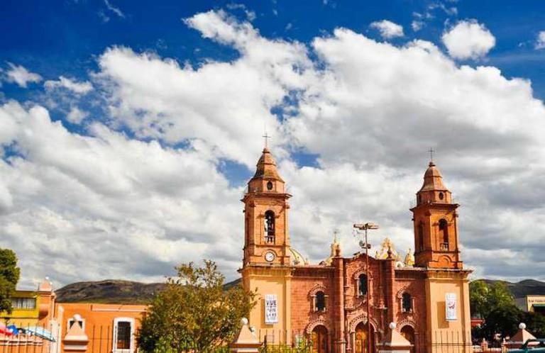 Catedral de Huajuapan, Oaxaca © Eduardo Robles Pacheco/Flickr