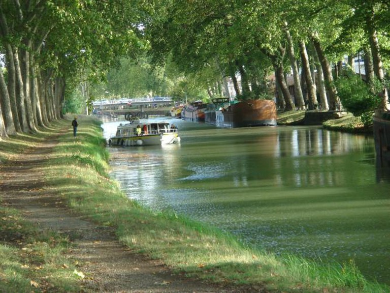 Canal Du Midi © oeuvre personnelle / WikimediaCommons
