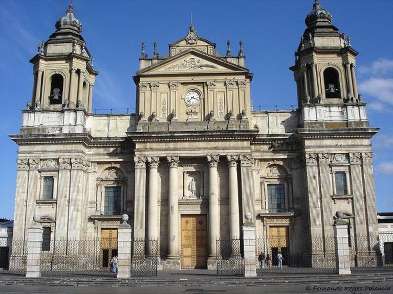 Cathedral of Guatemala City