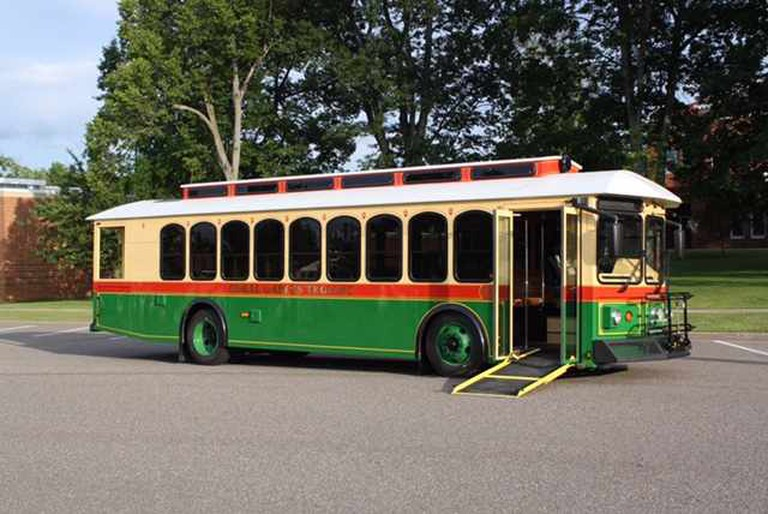 Trolley   Courtesy of the City of Coral Gables