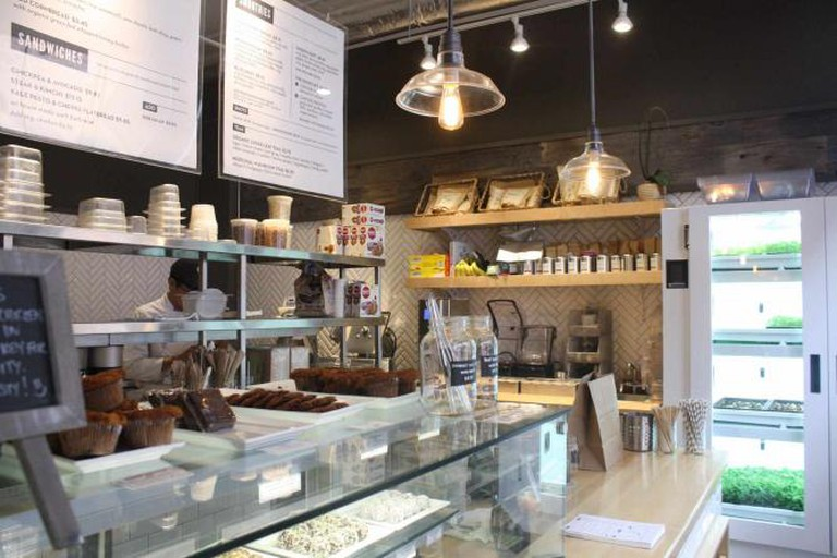Oats & Ivy's Flagship Store in Liberty Village | © Culture Trip Toronto