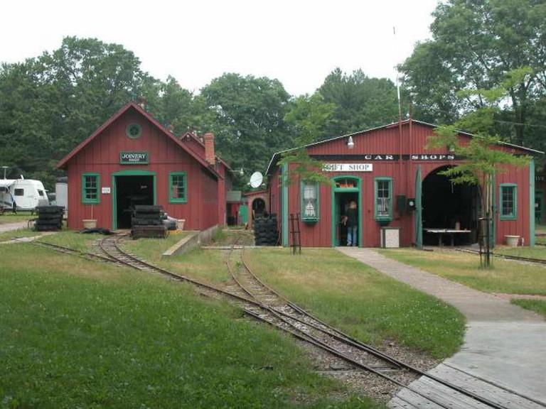 R&GN Miniature Railway, Wisconsin Dells, WI | © David Wilson/Flickr