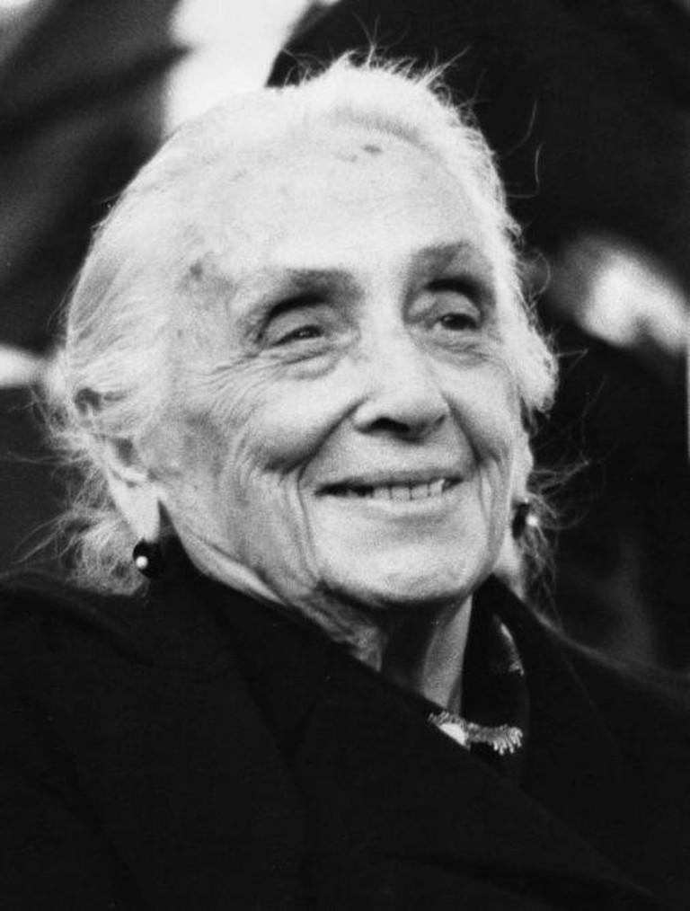 Dolores Ibarruri I © Wikicommons