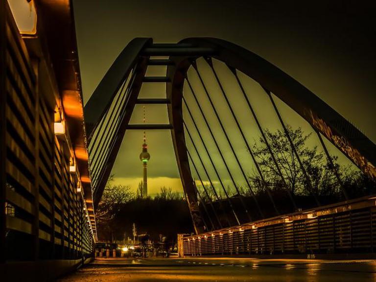 Berlin - Schwedter Steg - Prenzlauer Berg | © K.H.Reichert/Flickr