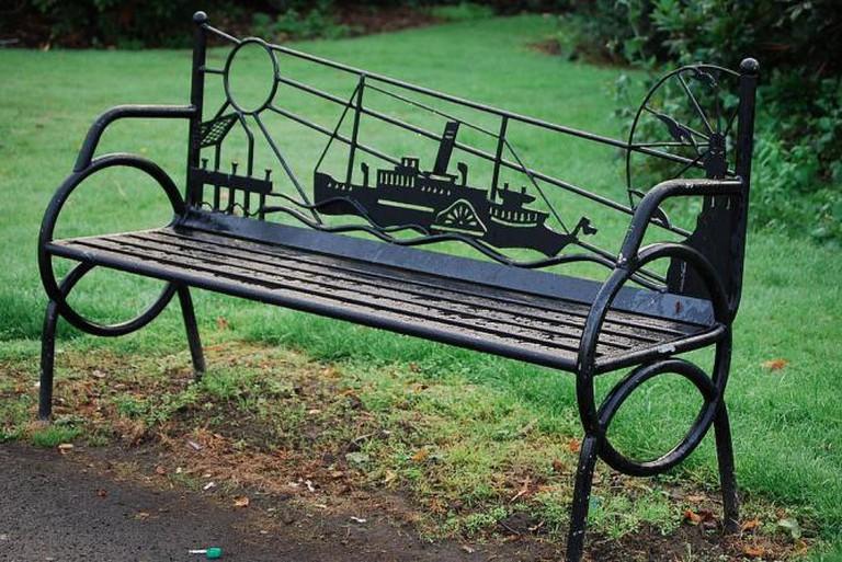 Glasgow outdoor park I ©Sylwia Presley I Flickr