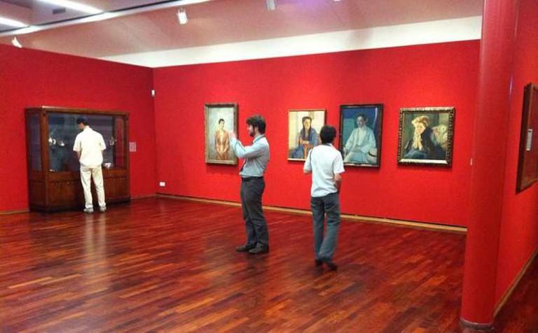 @ Museum Kunstpalast   © Kippelboy/WikiCommons