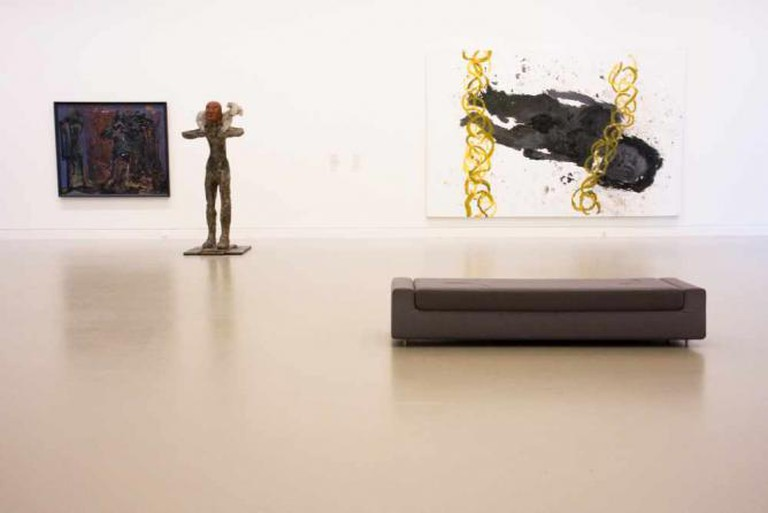 Au musée d'art moderne et contemporain | © AnToonz/Flickr