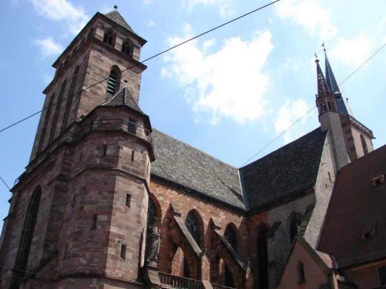 Église Saint-Pierre-le-Vieux | © Spiterman/Flickr